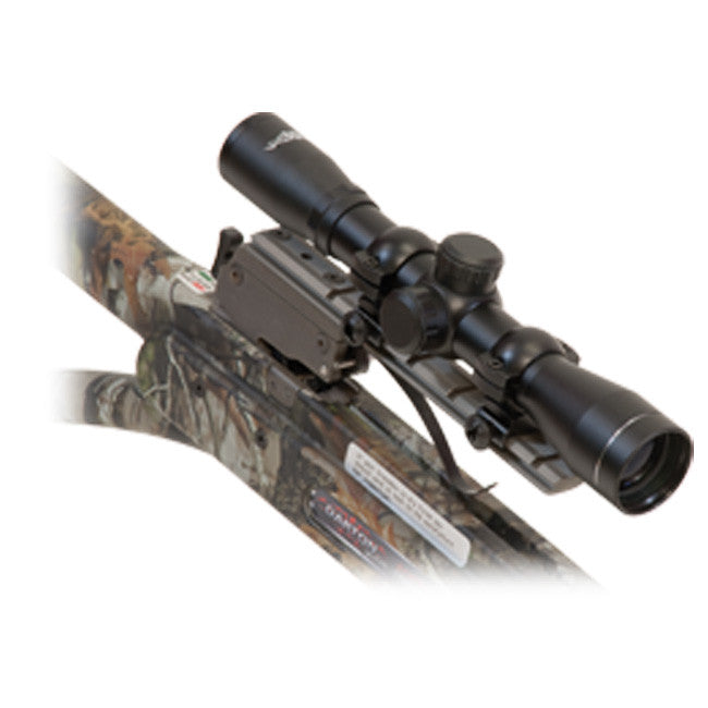 Darton Hunter Crossbow Package #3 with 4x32 Scope + 4 x Excutioner Arrows + Lube