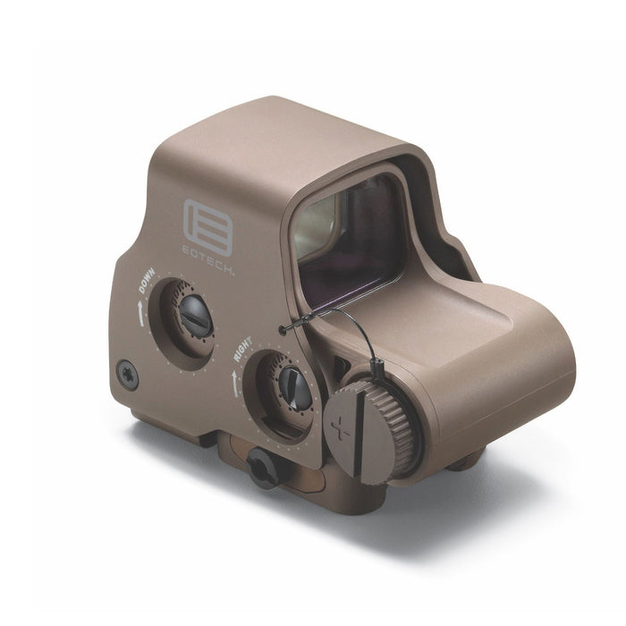 EOTech Transverse EXPS3-0 Holographic Red Dot Sight - Black 65 MOA 1-Dot Reticle
