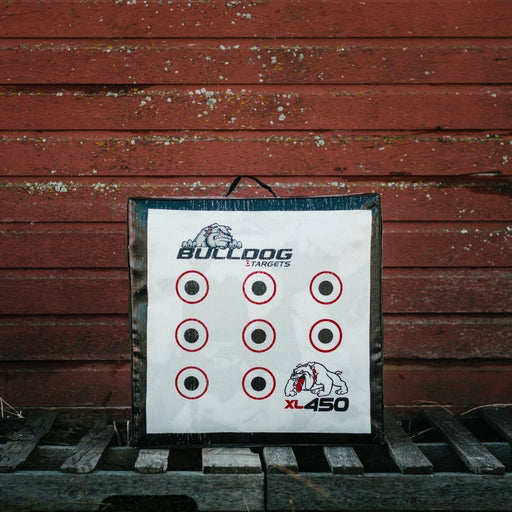 Bulldog Doghouse XL 450 Archery Target 24x24x16 inches