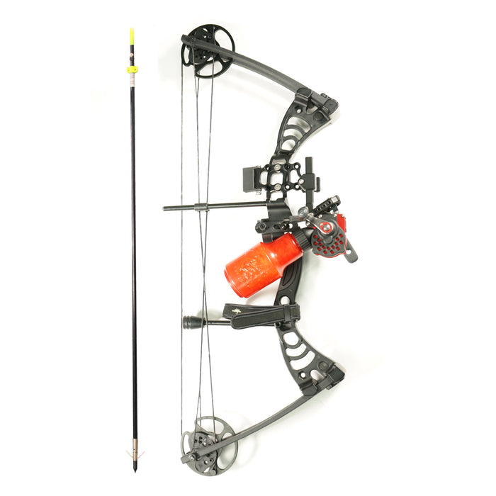 Scorpii Bowfishing Bow Cajun Winch Pro Package