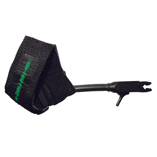 TruFire Patriot Archery Compound Bow Release - Adjustable Black Wrist Strap