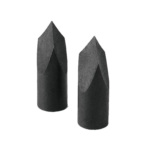 Muzzy Gar Point Tip Bowfishing Arrow Point Replacement Tip Steel 2/Pack