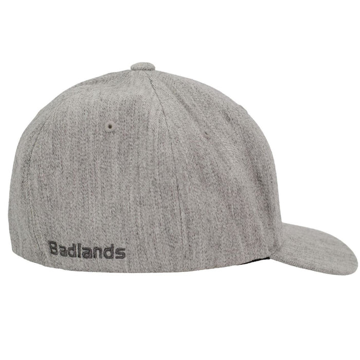 Badlands Gray on Gray Hat
