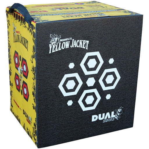 Morrell Targets Yellow Jacket YJ-380 Dual Threat Archery Target - Made in USA