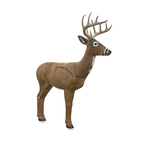 Rinehart 3D Woodland Jimmy Big Tine Target - Wood Color