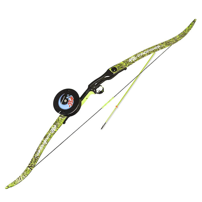 PSE Kingfisher Bowfishing Kit 56 inch Flo Green