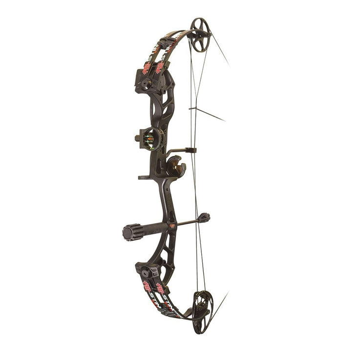 PSE Ready to Shoot Stinger Extreme Bow RH