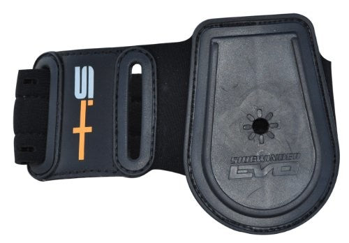 S4 Gear Sidewinder EVO Deluxe Arm Band - Great for Outdoor Activities Black