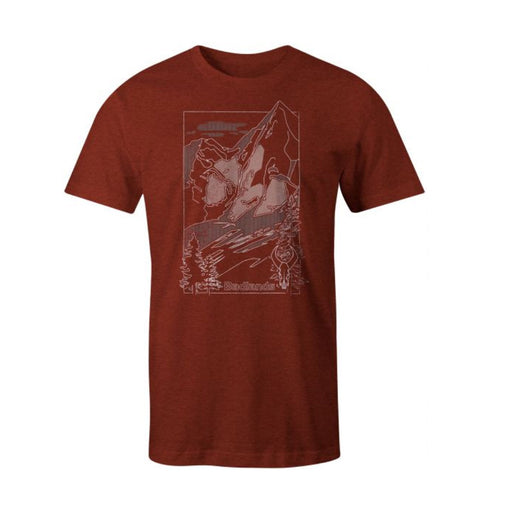 Badlands Mountain Tee