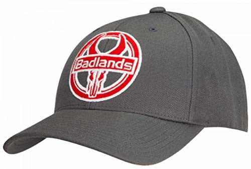 Badlands Red Logo Hunting Snapback