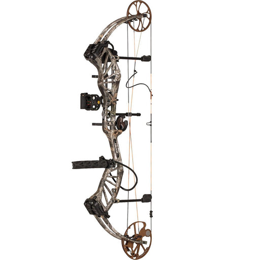 Bear Archery Approach RTH Compound Bow 70# RightHand Realtree Edge Camo-Open Box