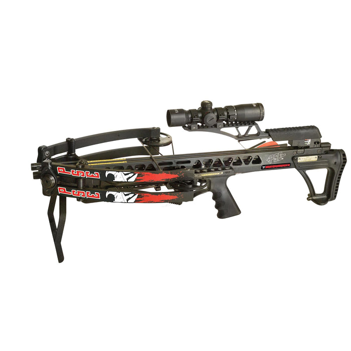 PSE Warhammer 2020 Compact Compound Crossbow Package 400 FPS - US Made - Pre-Order