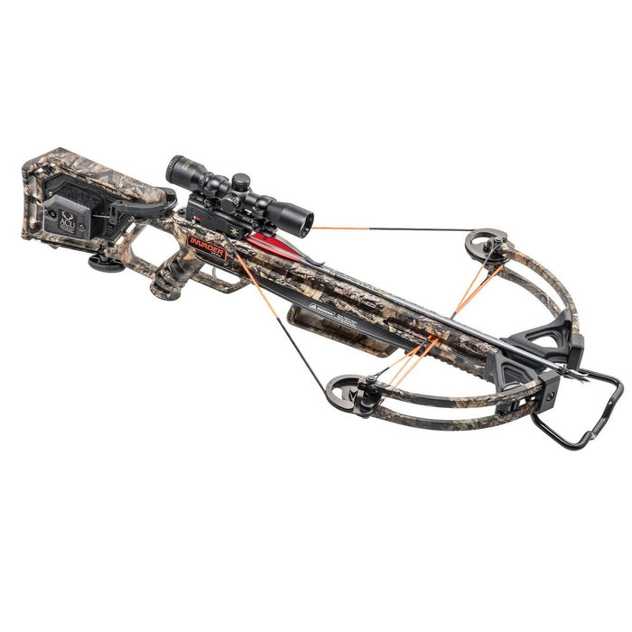Wicked Ridge Crossbow RDX 400 Crossbow Package 3X Multi-Line Scope