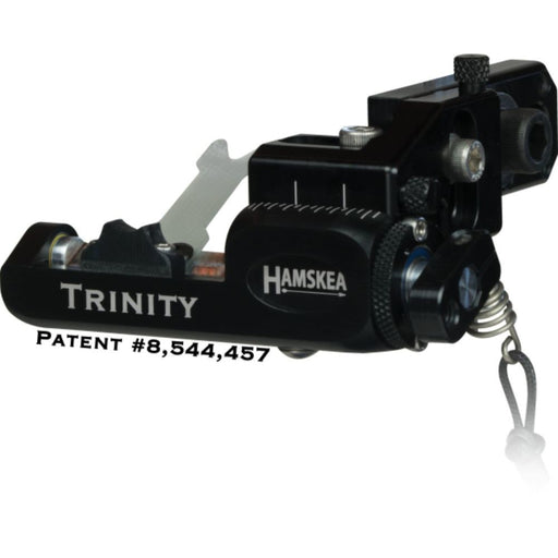 Hamskea Trinity Target Micro Tune Balck or Silver Color - Right Hand