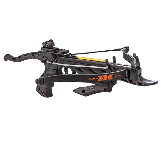 Bear X Desire Pistol Crossbow 60 LBS with 3 Bolts - Black