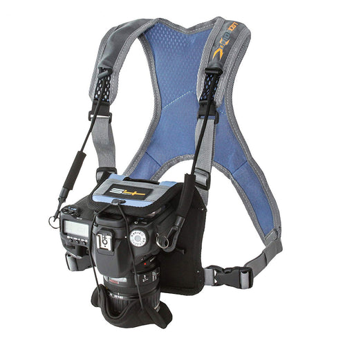 S4 Gear LockDown X Hands Free Camera Harness - Blue, Tan, or Black