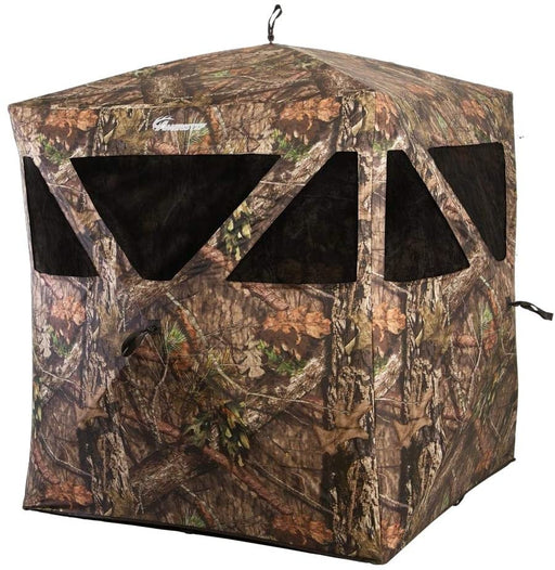 Ameristep Caretaker Run & Gun Hunting Blind - Mossy Oak Break-Up Country Camo