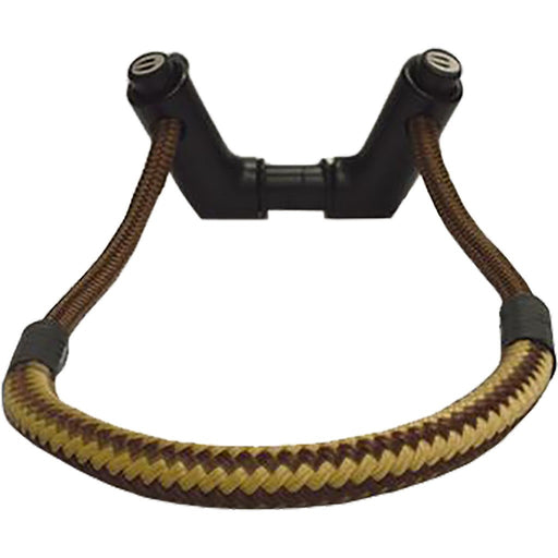 Elite Archery Lanyard-Style Wrist Sling - Black/Green/Brown
