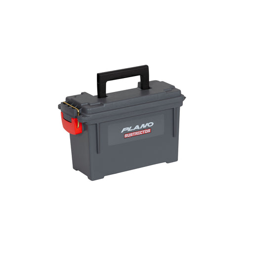 Plano Rustrictor™ Field/Ammo Box Waterproof Small - Gray/Black