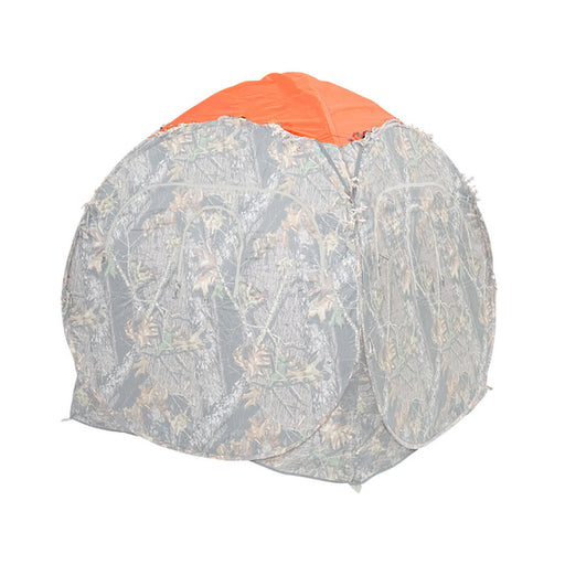 Ameristep Spring Steel Blind Cap for Hunting Ground Blinds - Blaze Orange