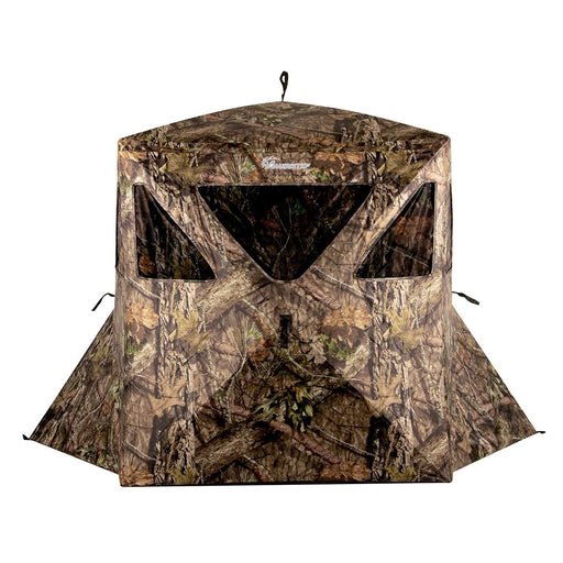 Ameristep Care Taker Kick Out Pop-Up Ground Blind - Mossy Oak Break-Up Country