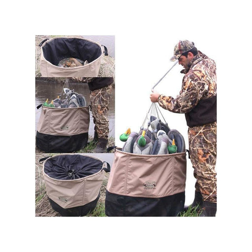 Heavy Hauler Outdoor Gear Big Top Decoy Bag 600 D Polyester - Khaki