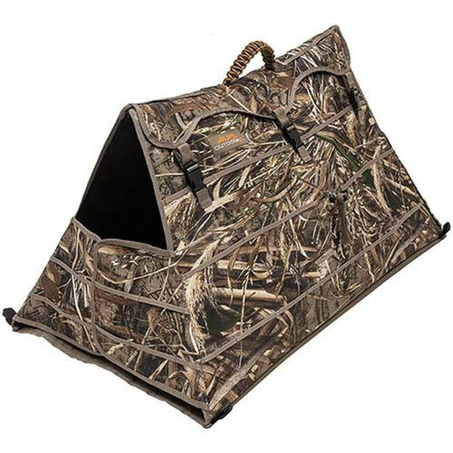 "ALPS OutdoorZ Alpha Dog Blind 600D Polyester 21"" x 37"" x 19"" -Realtree MAX-5"