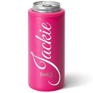 Personalized Skinny Can Coolers