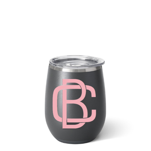 Personalized Tumbler - Grey