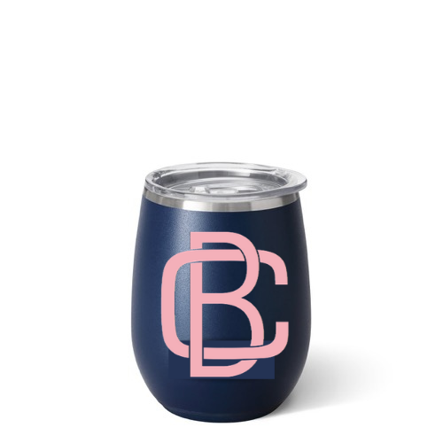 Personalized Tumbler - Navy