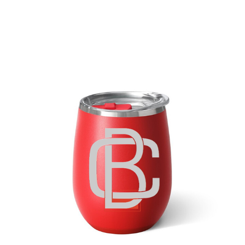 Personalized Tumbler - Red