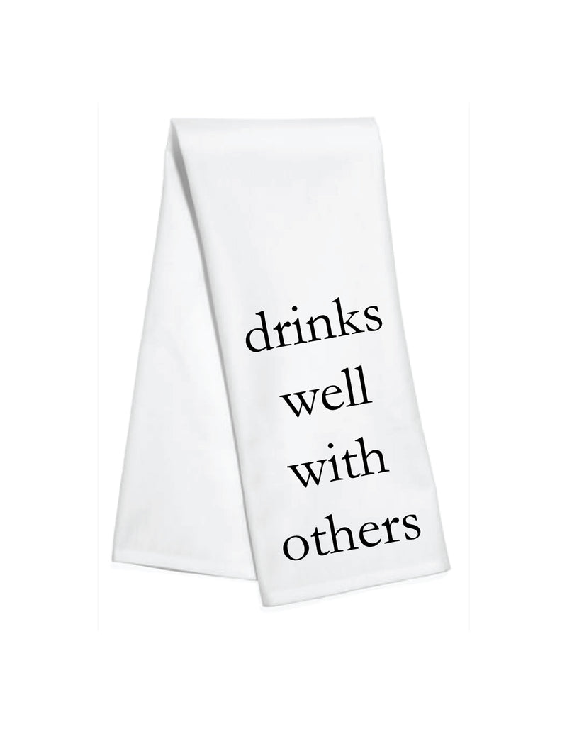 Drinks Well Bar Towel