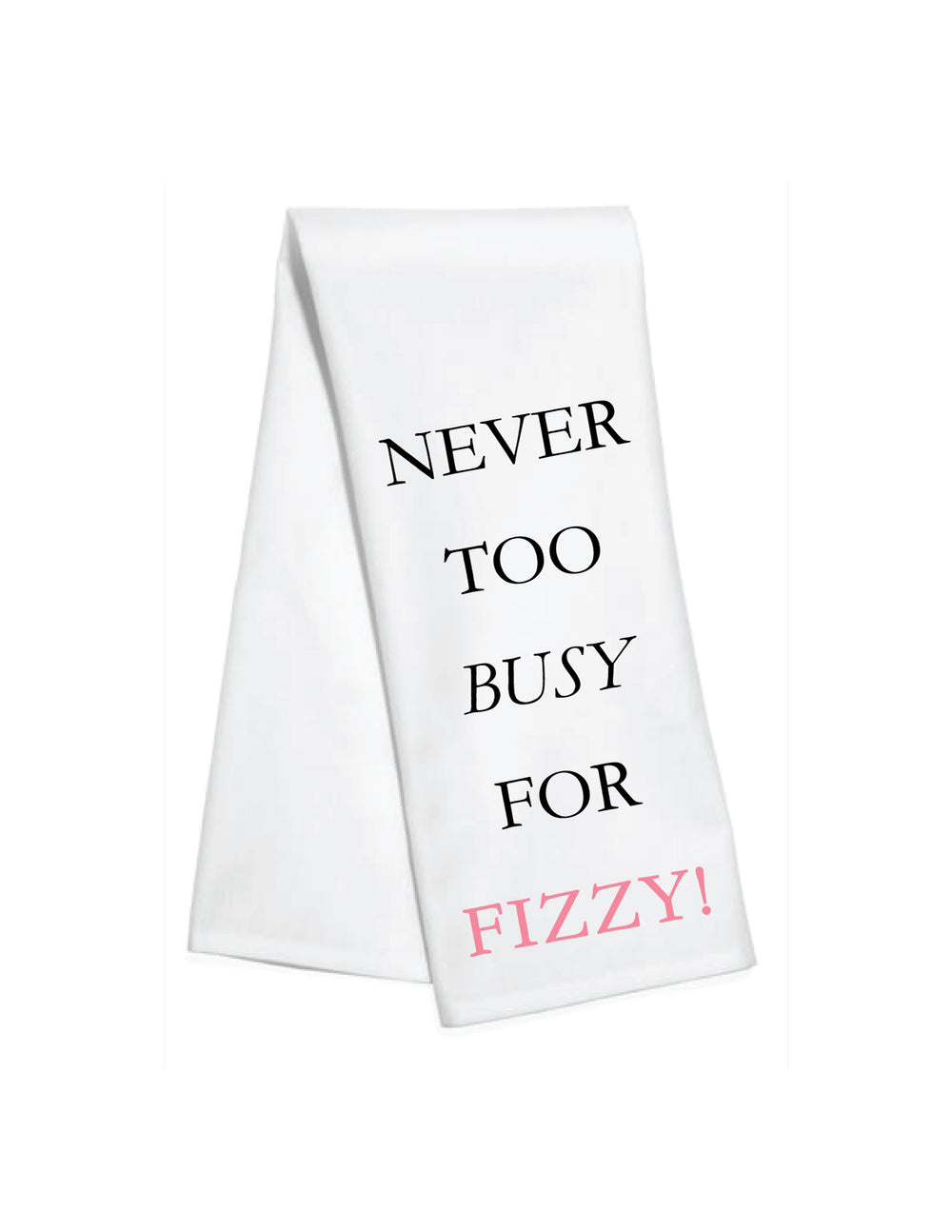 Busy Fizzy Bar Towel