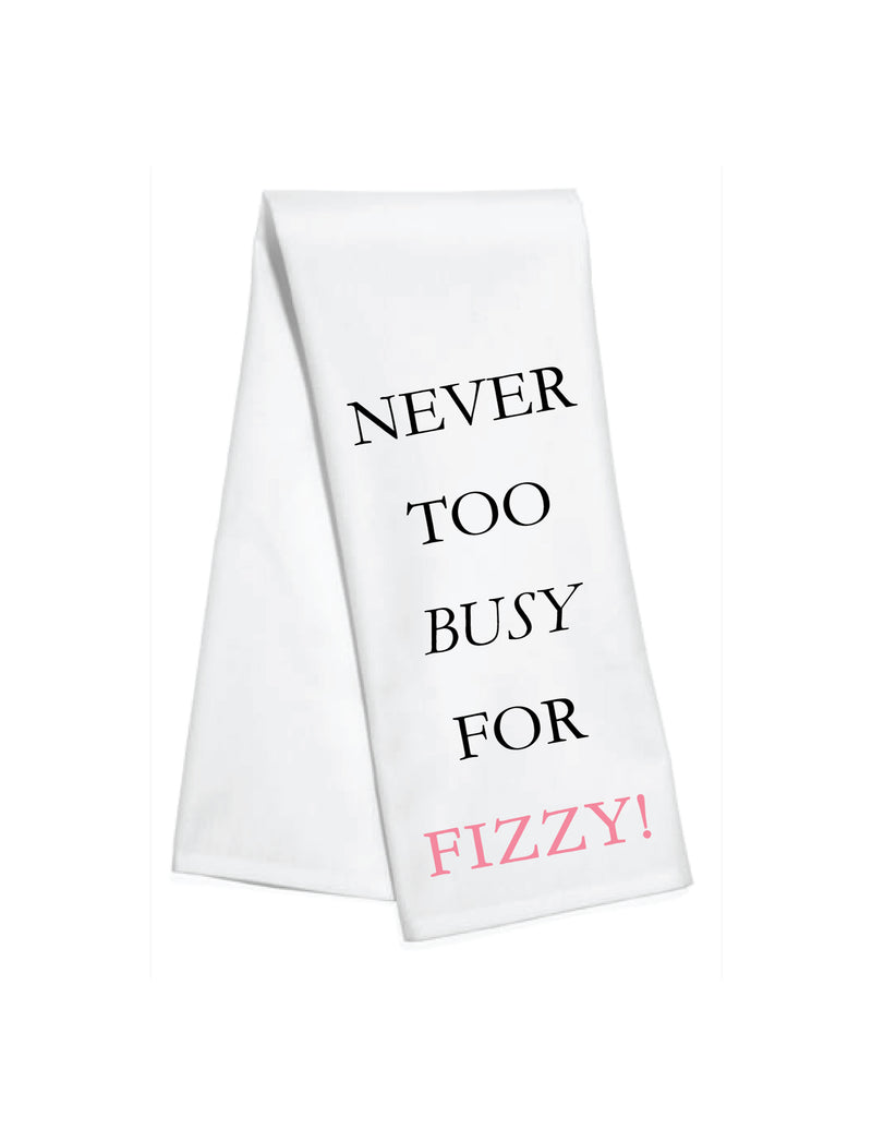 Busy Fizzy Kitchen Towel