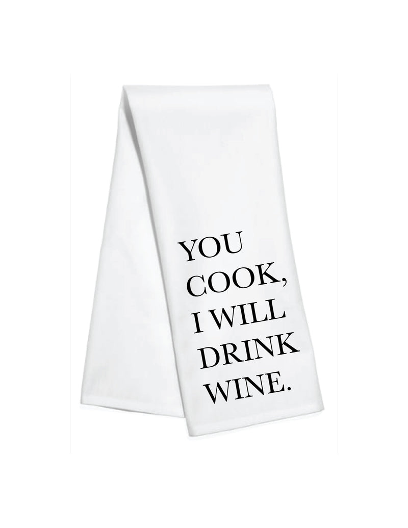 You Cook Bar Towel