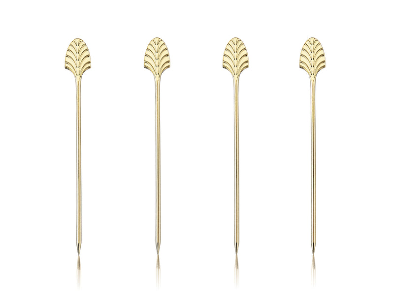 Art Deco Cocktail Picks