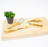 Bamboo Cheese Knife Set