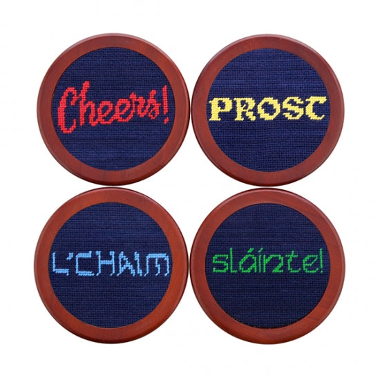 Smathers & Branson Cheers Coaster Set