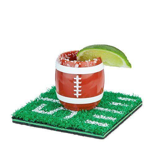 Football Shot Glasses