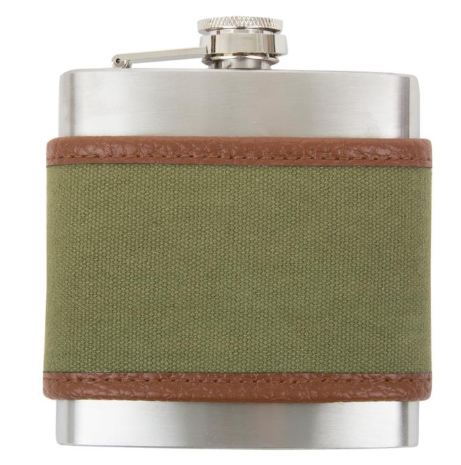 Canvas Flask - Forest