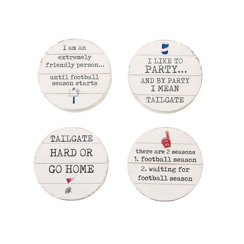 Game Day Coaster Set