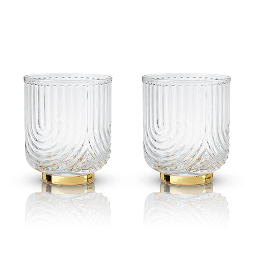 Viski® Gatsby Glasses