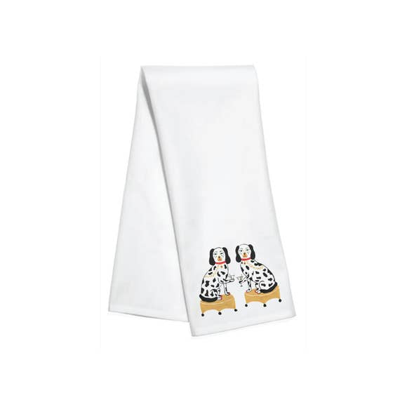 Martini Dogs Bar Towel