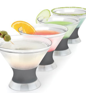Martini FREEZE Cooling Cups S/2