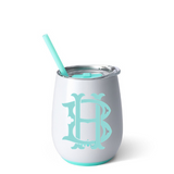 Personalized Tumbler - White