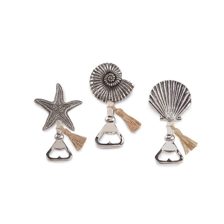 Shell Tassel Bottle Openers