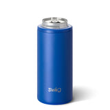 Skinny Can Cooler - Matte Royal
