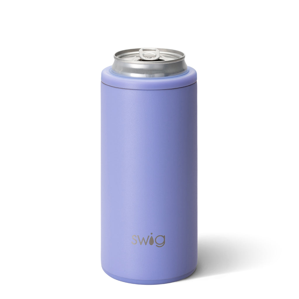 Skinny Can Cooler - Matte Hydrangea