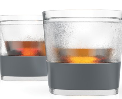 Whiskey FREEZE Cooling Cups S/2