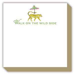 Wild Side Notepad